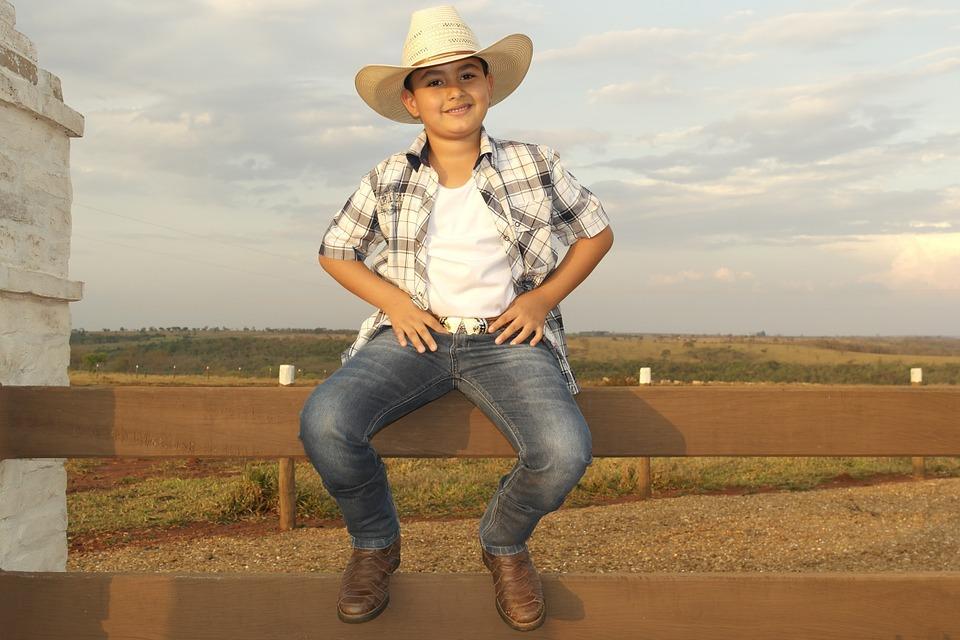 cowboy kid