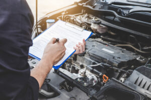 commercial vehicle inspections in Edmonton