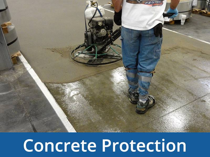 concrete protection