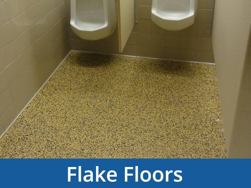 flake floors