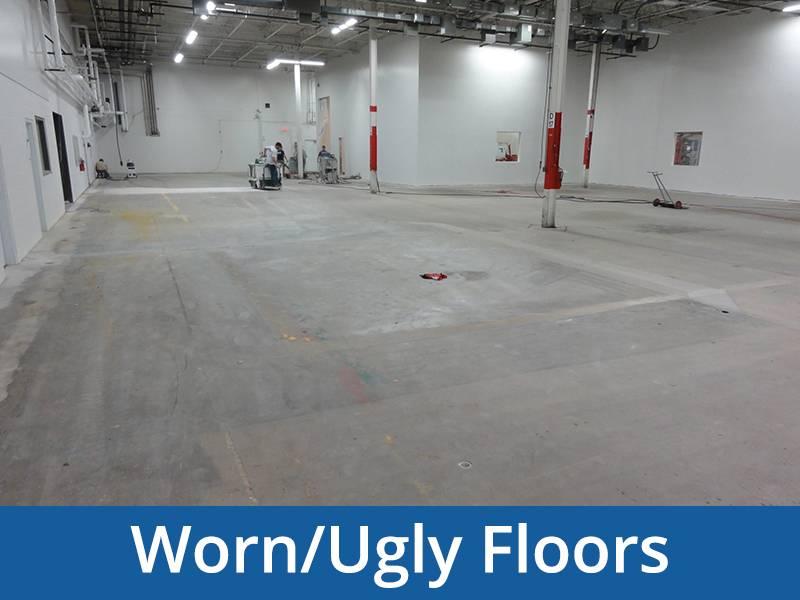 worn-ugly floors