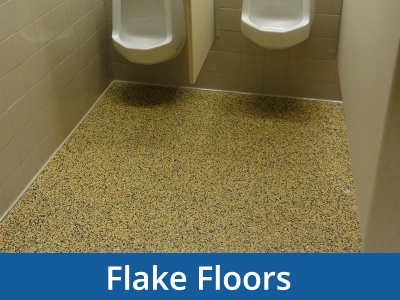 flake floors