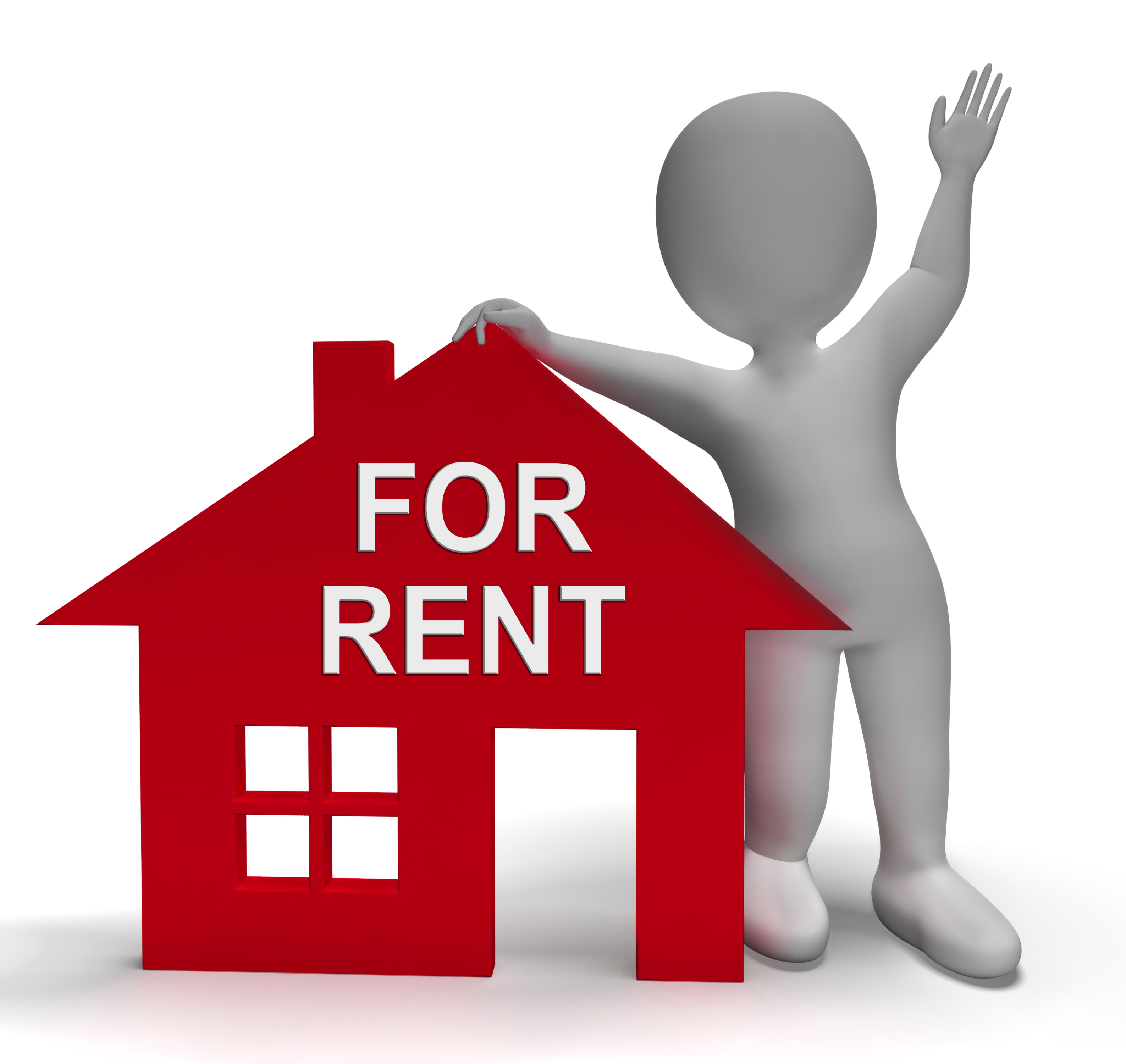 For Rent House Showing Rental Or Lease Property