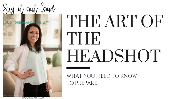 The Art of the professional headshot
