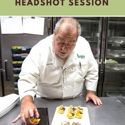 Philadelphia Corporate Headshot Session