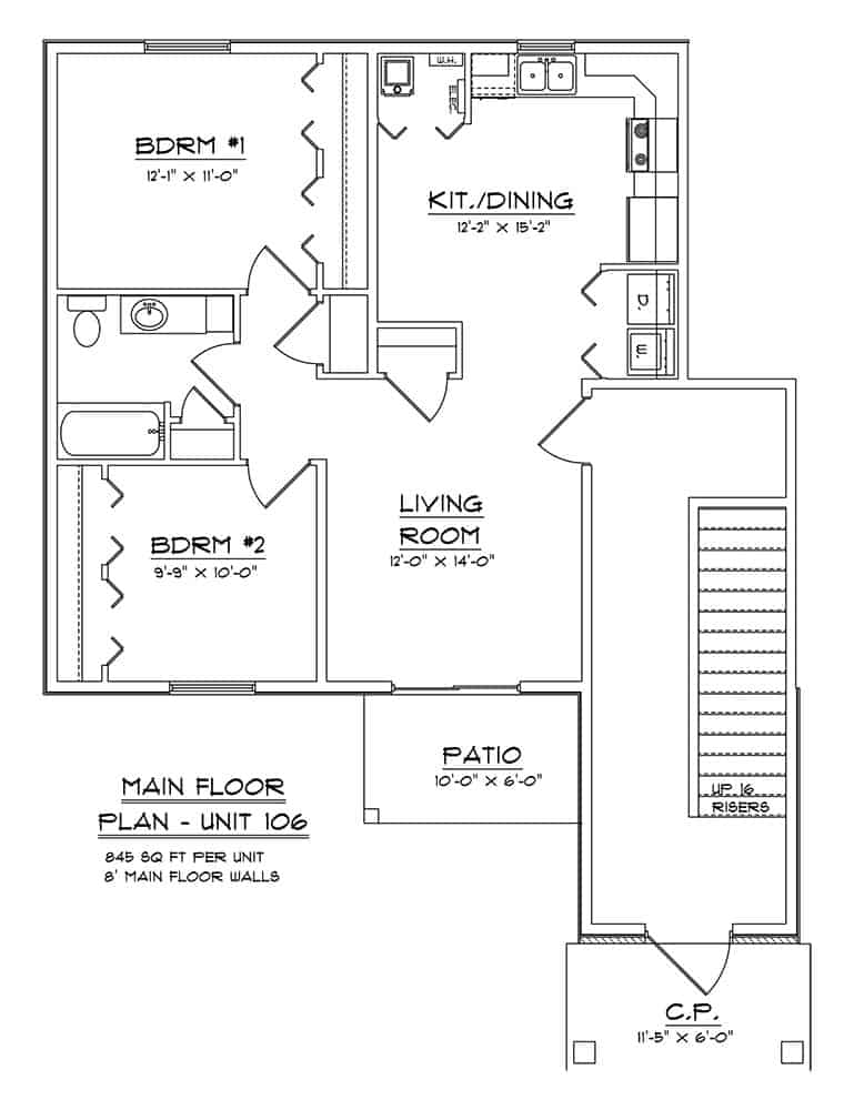 Farley-Iowa-The-Gardens-Apartments-three-3-bedroom-apartments
