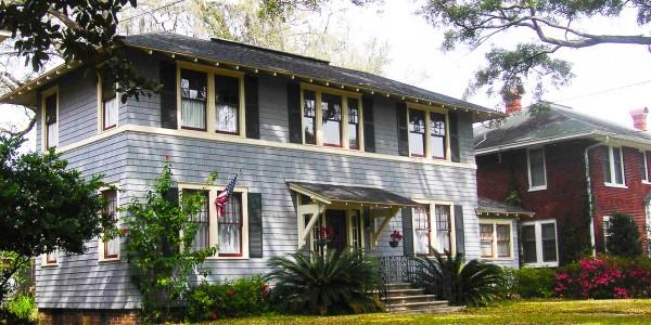 historic home in Jacksonville