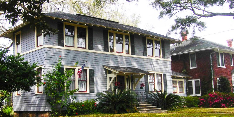 historic home in Jacksonville