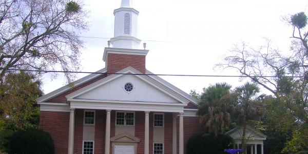 St. Johns Presbyerian restoration by River City Construction