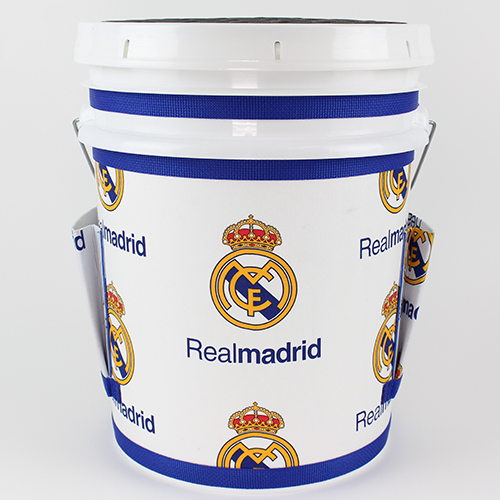 Raal Madrid – White Bucket