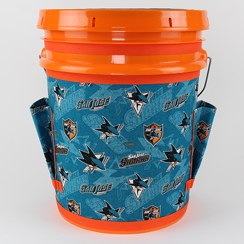 San Jose Sharks – Orange Bucket
