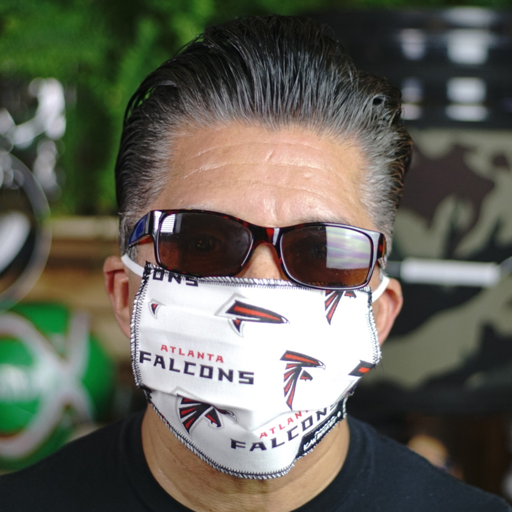 Ican Face Mask – Atlanta Falcons