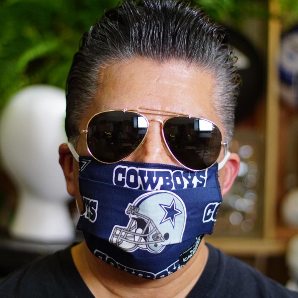 Ican Face Mask – Dallas Cowboys V2