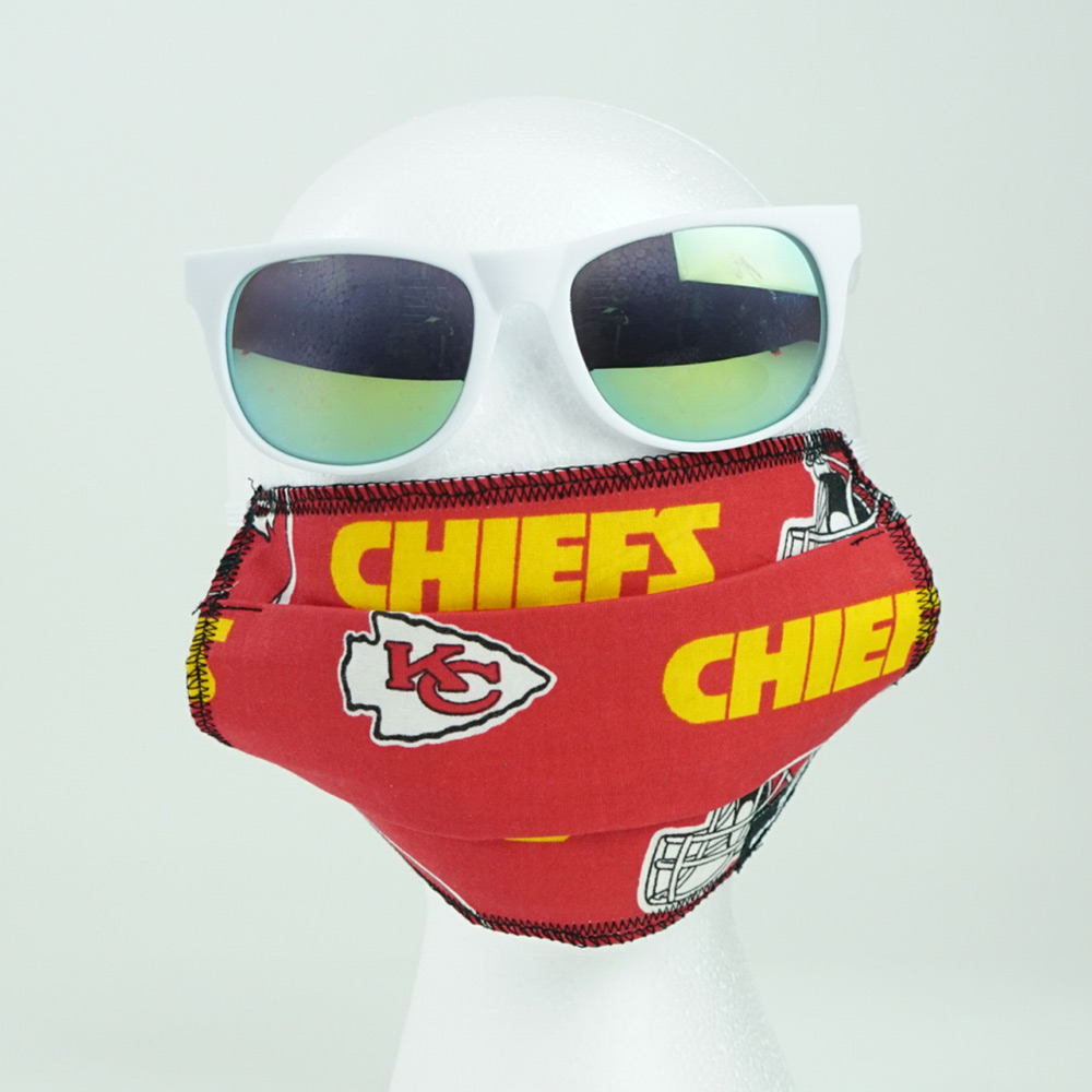 Ican Face Mask – Kansas City Chiefs