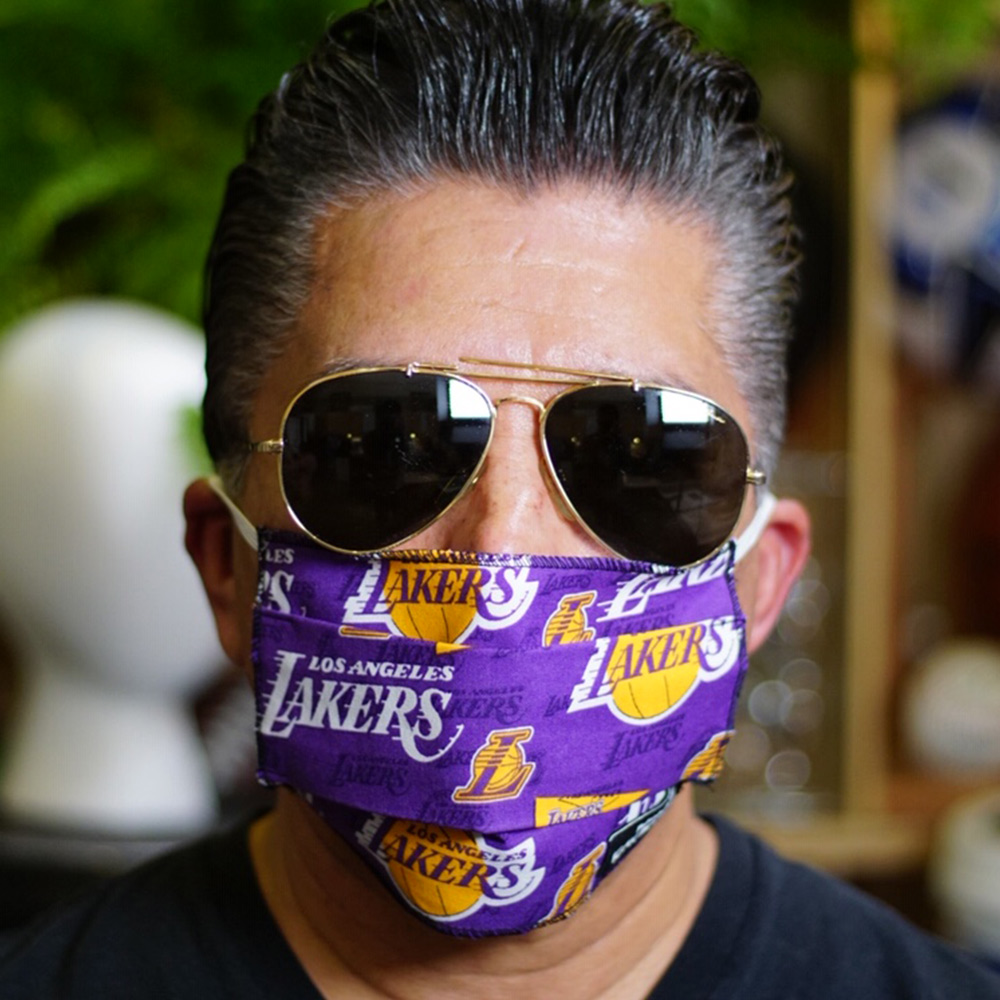 Ican Face Mask – Los Angeles Lakers – V1