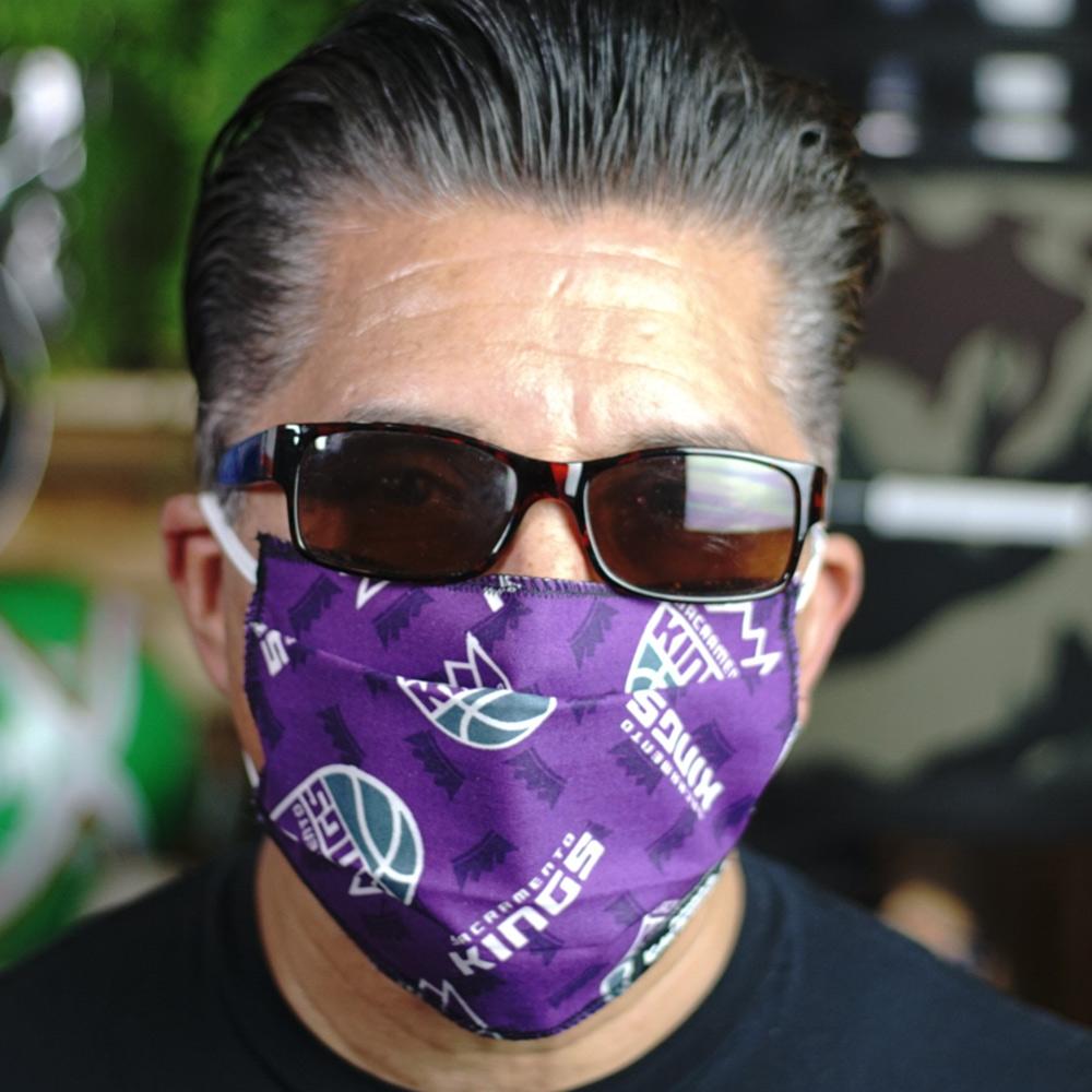 Ican Face Mask – Sacramento Kings