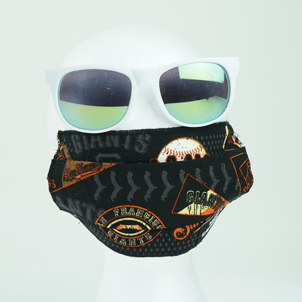 Ican Face Mask – San Francisco Giants – Black