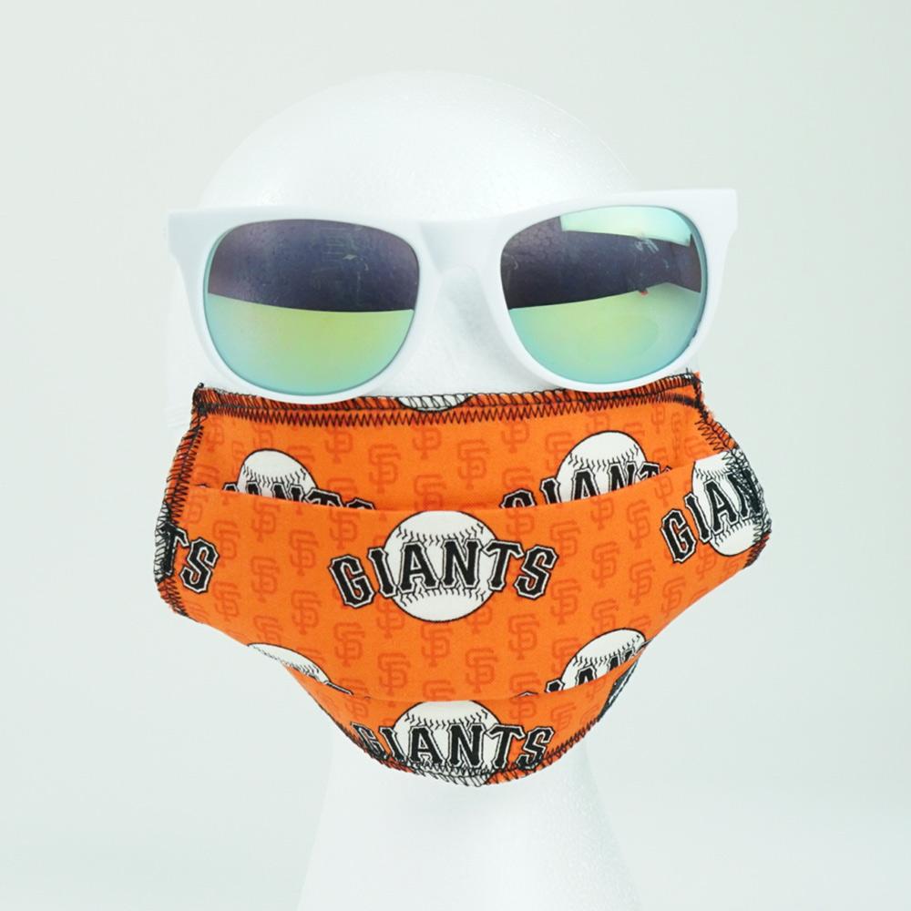 Ican Face Mask – San Francisco Giants – Orange