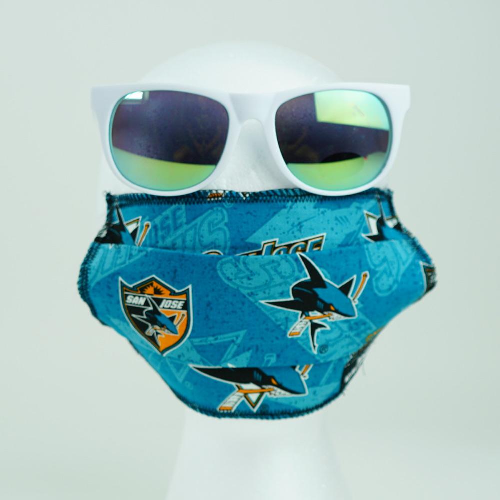 Ican Face Mask – San Jose Sharks