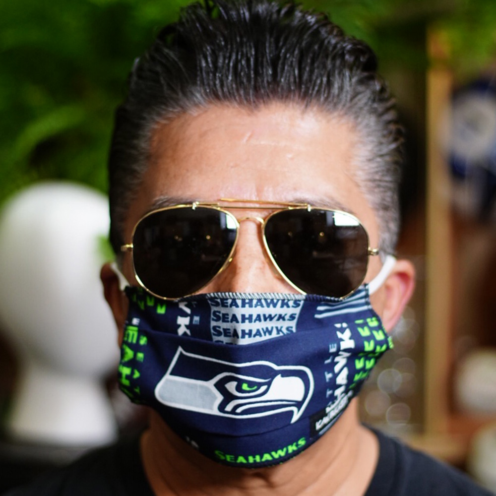Ican Face Mask – Seattle Seahawks