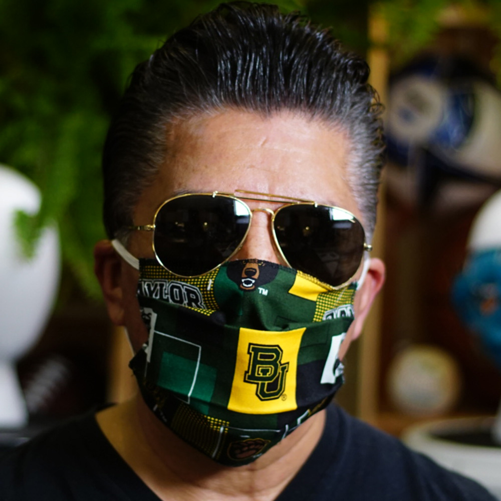 Ican Face Mask – Baylor University