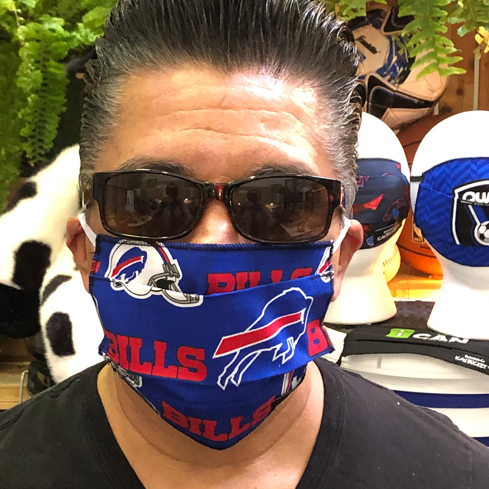 Buffalo Bills – Ican Face Mask