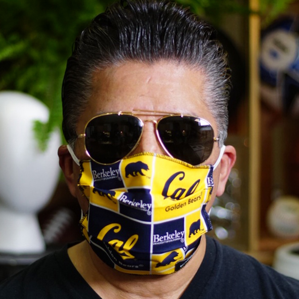 Ican Face Mask – Cal Berkeley