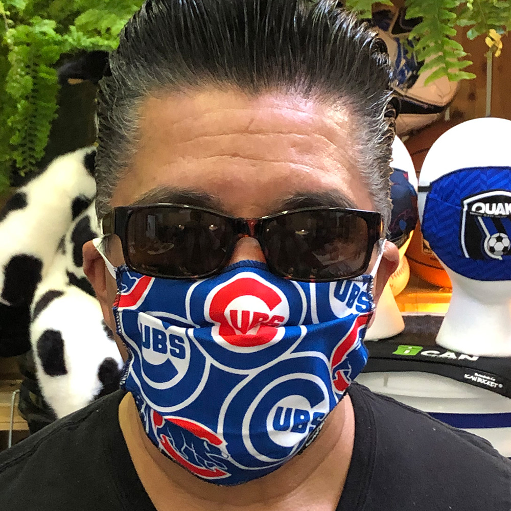 Chicago Cubs – Ican Face Mask