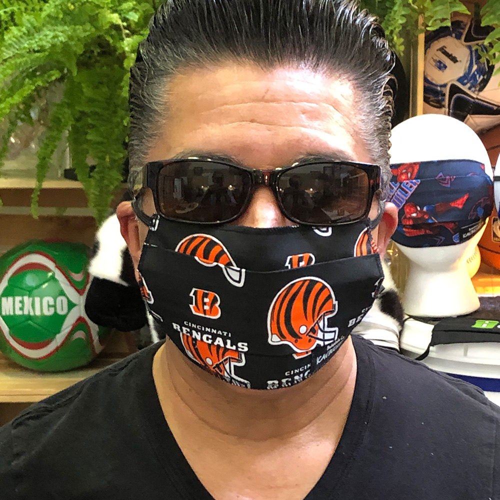 Cincinnati Bengals – Ican Face Mask