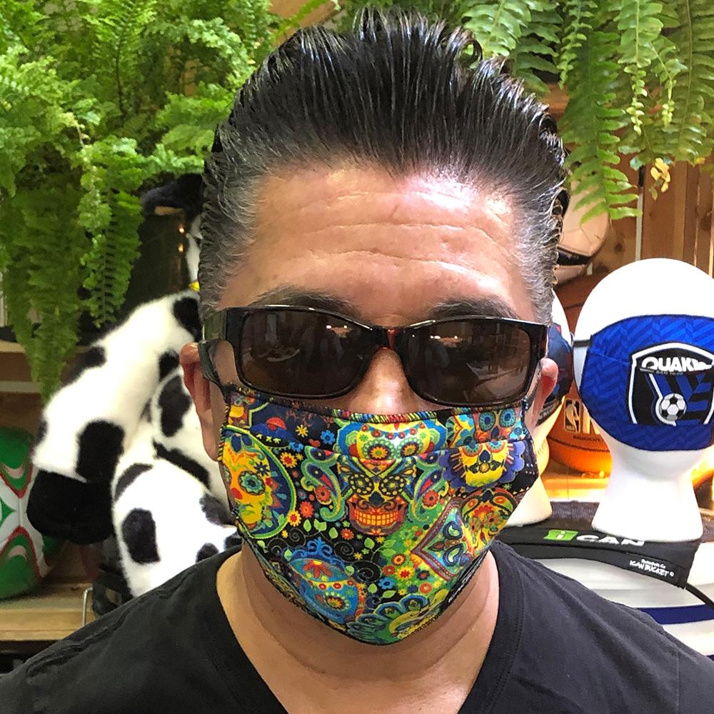 Dia De Los Muertos – Face Mask