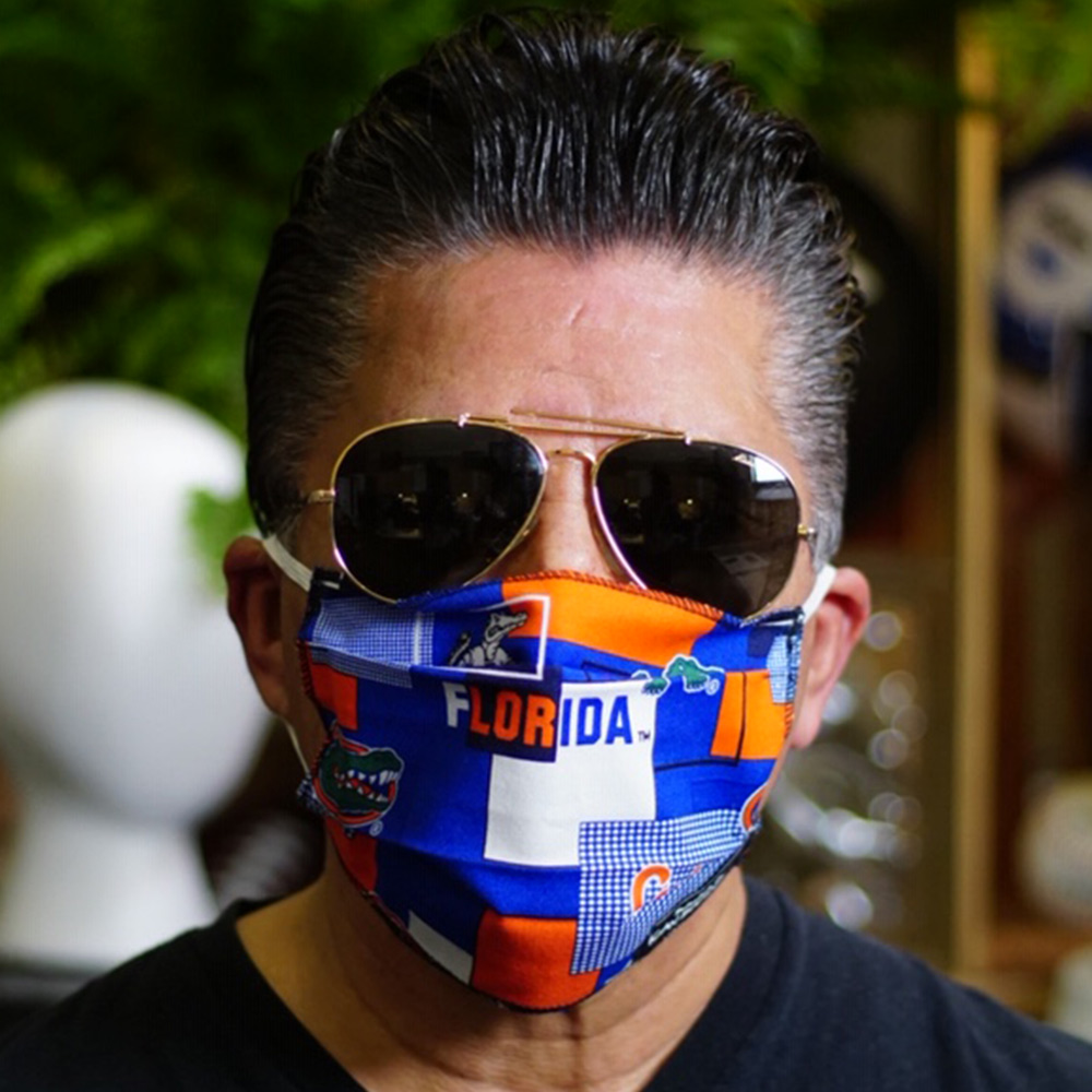 Ican Face Mask – Florida Gators