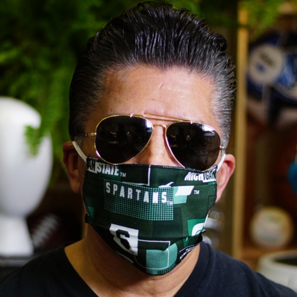 Ican Face Mask – Michigan State Spartans