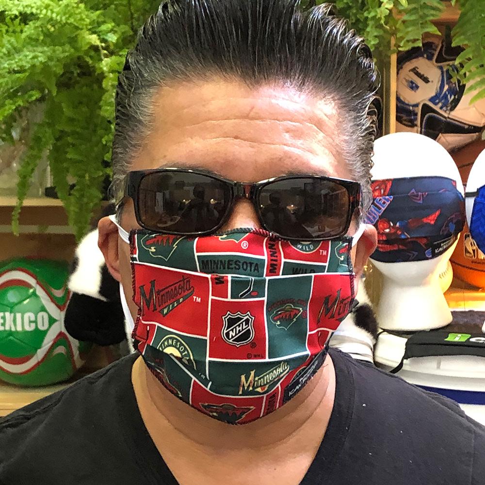 Minnesota Wild – Face Mask