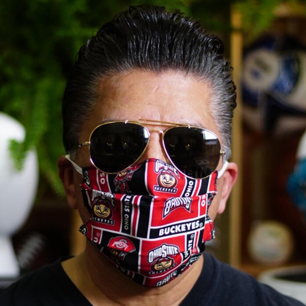 Ican Face Mask – Ohio State Buckeyes