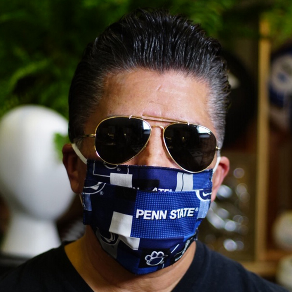 Ican Face Mask – Penn State