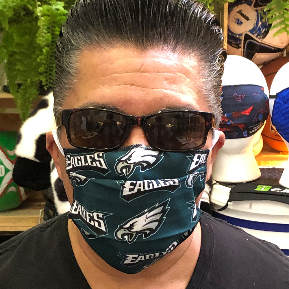 Philidelphia Eagles – Ican Face Mask