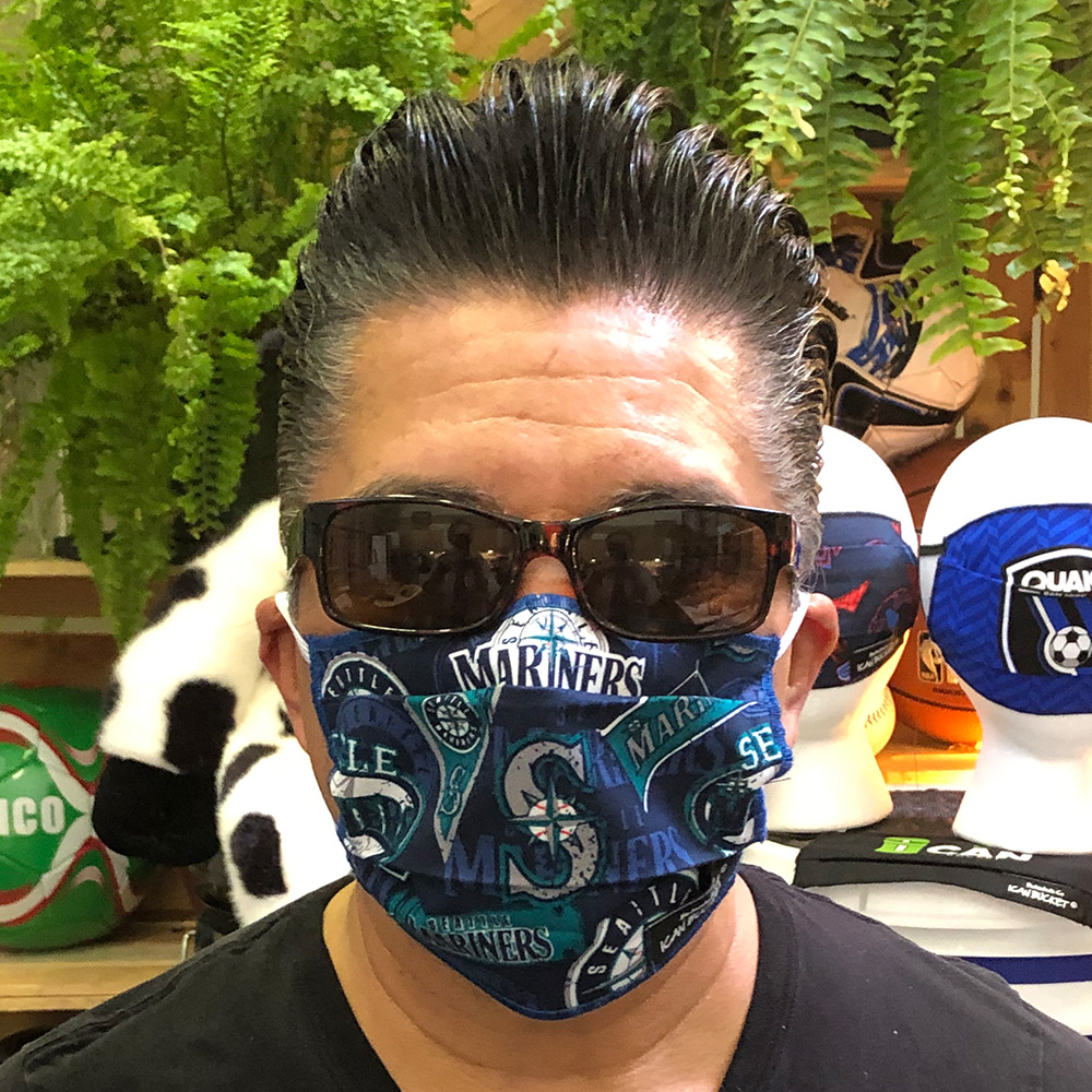 Seattle Mariners – Ican Face Mask