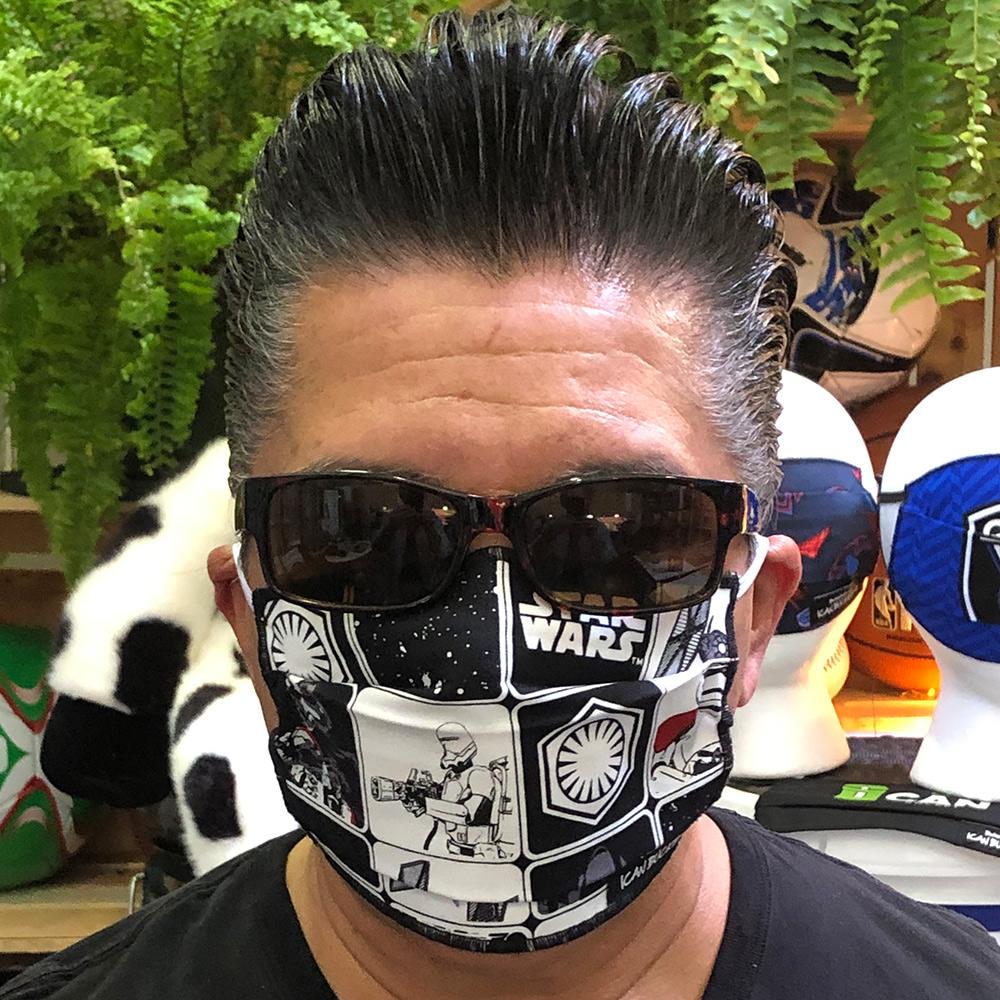 Star Wars Storm Trooper- Face Mask