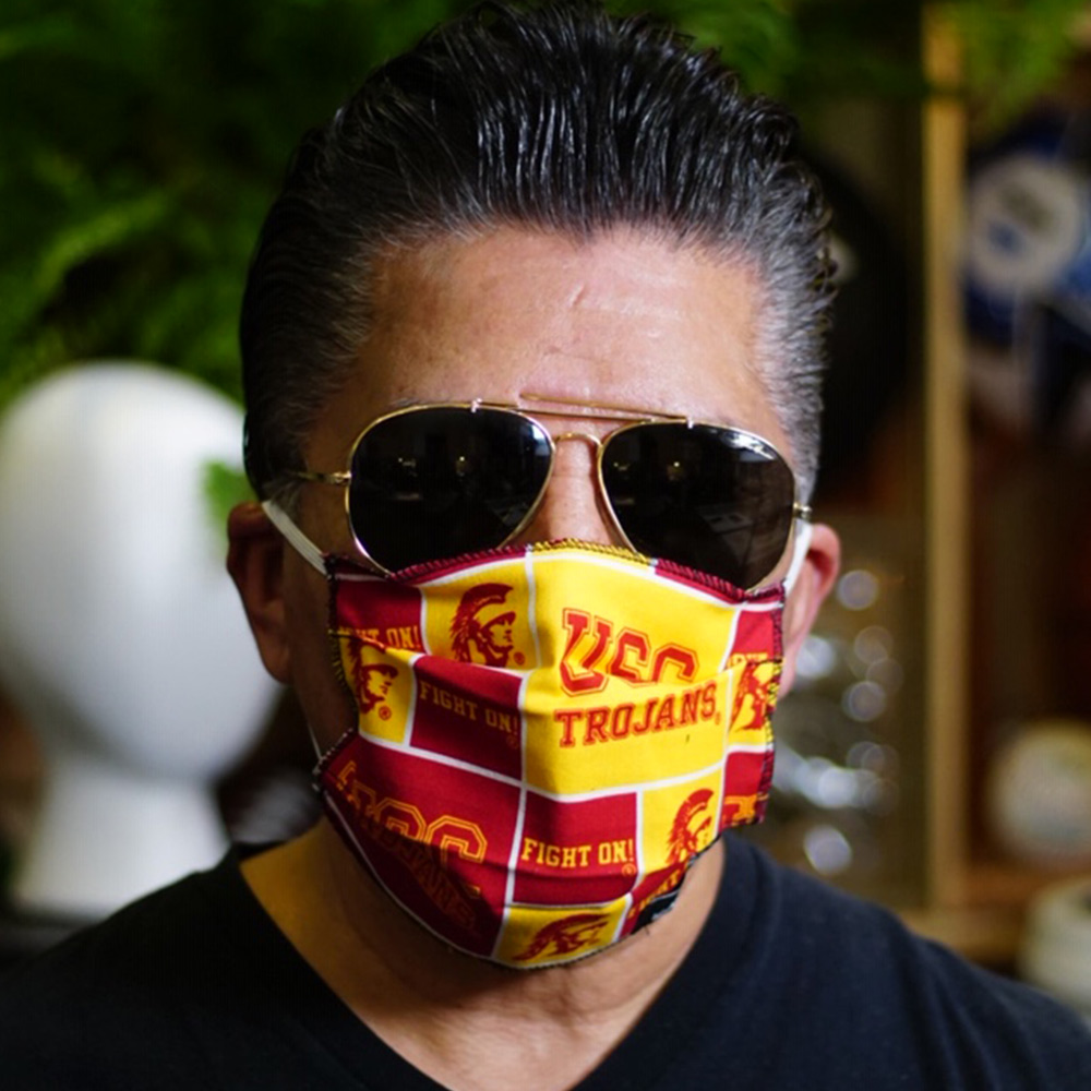 Ican Face Mask – USC Trojans