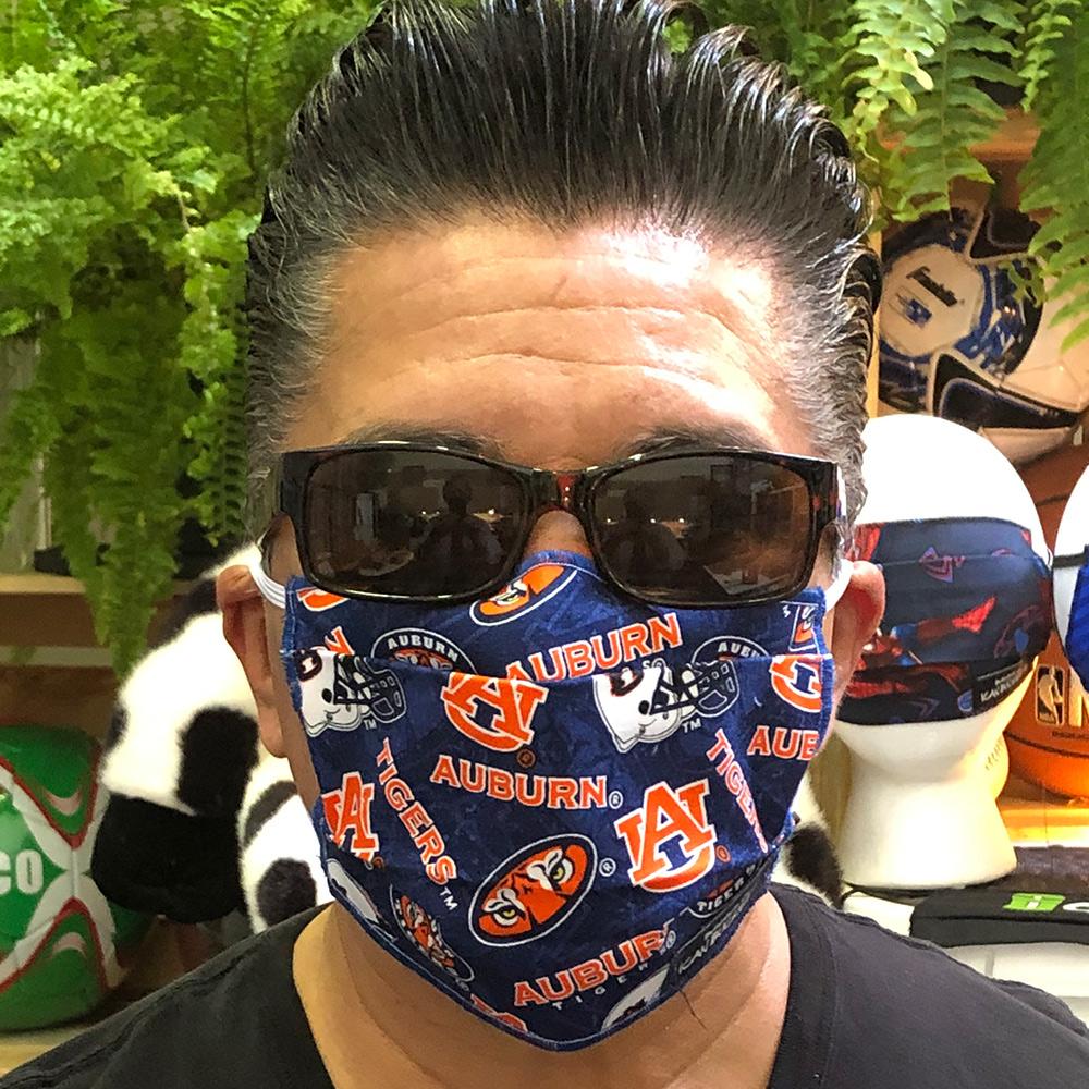 University Of Auburn – Ican Face Mask
