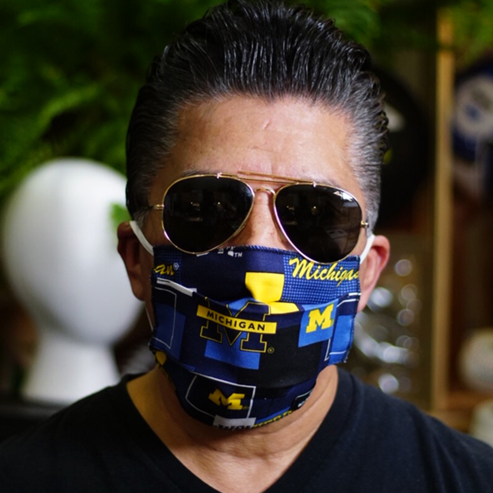 Ican Face Mask – University Of Michigan