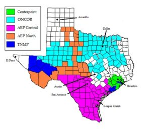 Texas Energy Deregulation