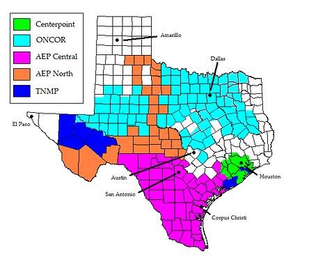 Texas Energy Deregulation