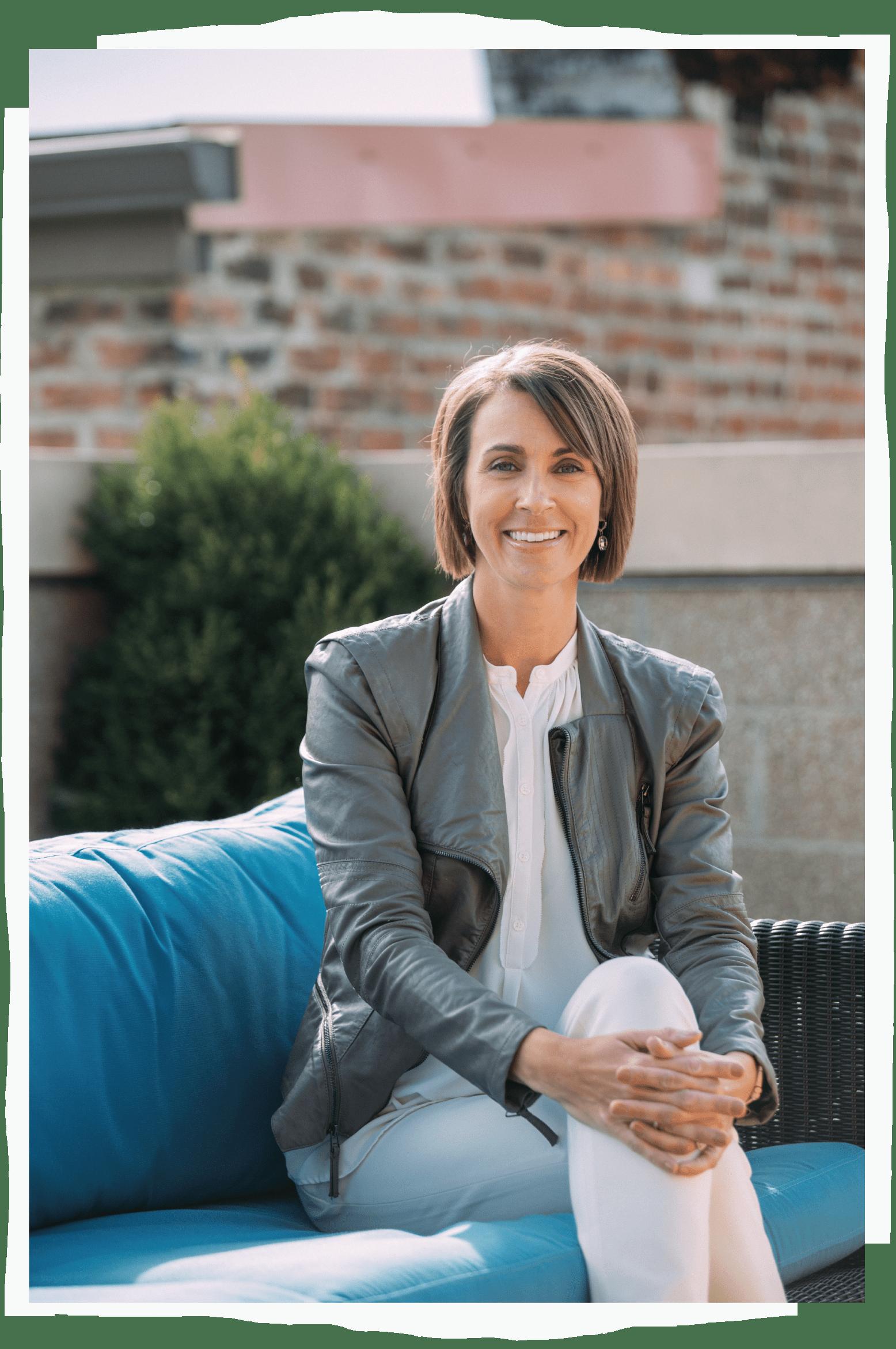Amanda Hill, President of Female Forward