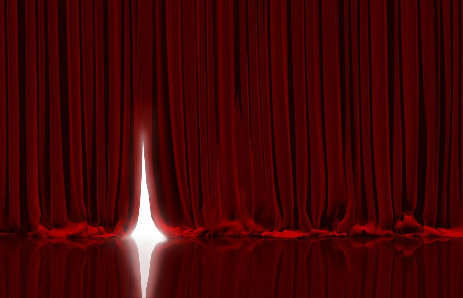 Opera Curtain