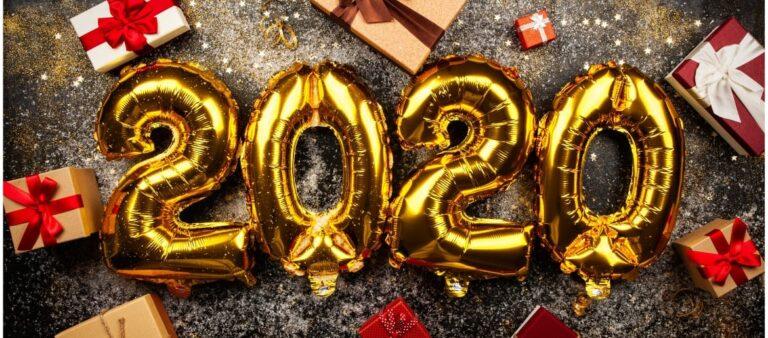Happy New Year 2020 Blog Post