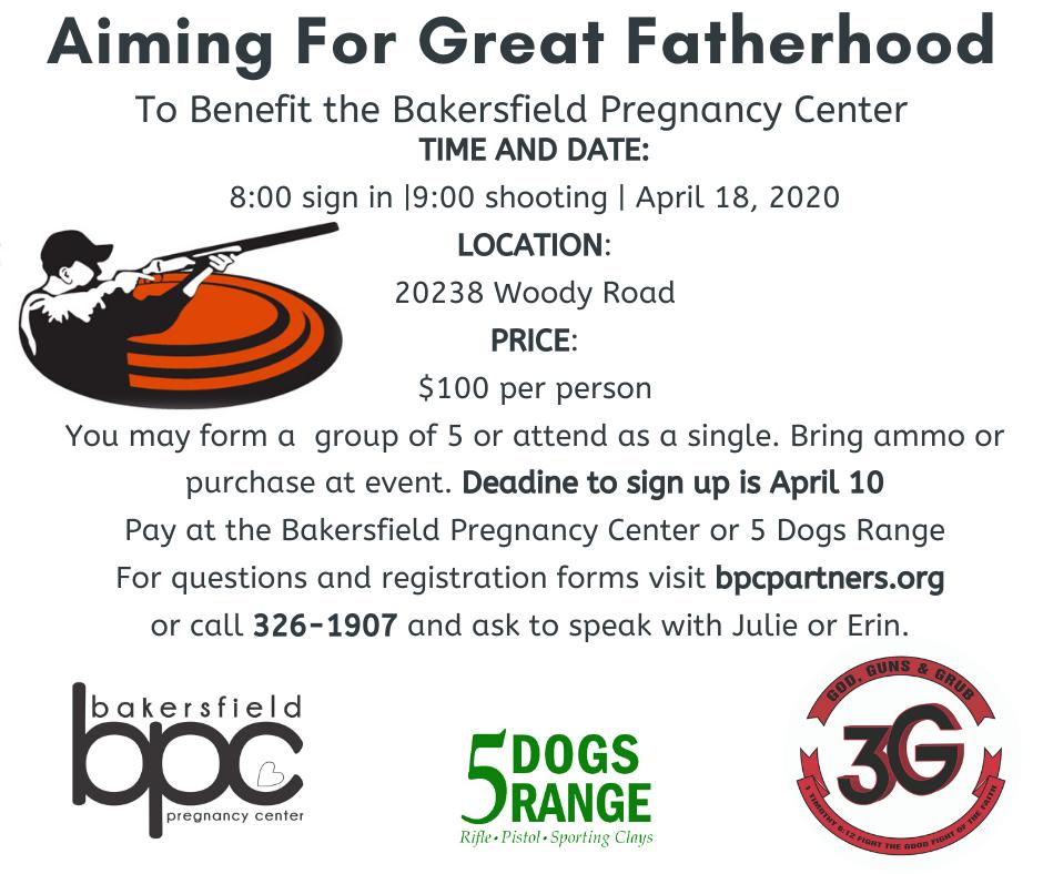 Aiming for Great Fatherhood