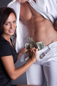 west coast centerfolds hot male and female strippers