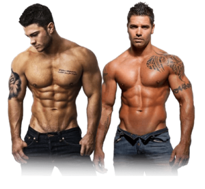 West Coast Centerfolds, Male Strippers in Nothern California & Nevada