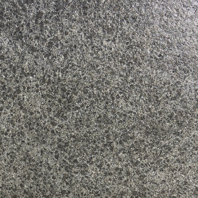 Granite Black Flamed